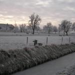 Winter omgeving Est